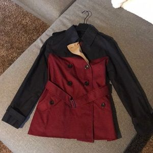 COACH trench jacket
